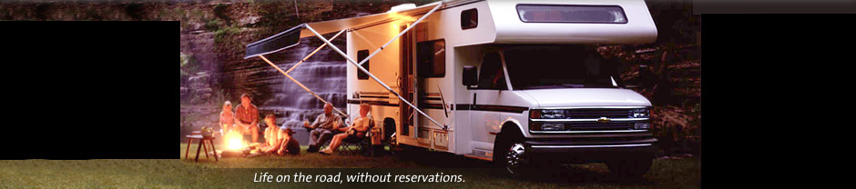 Got RV insurance questions?  We've got answers…