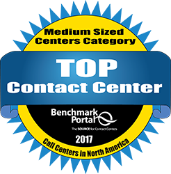 Top Contact Center logo